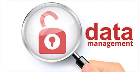 厳格なデータ管理