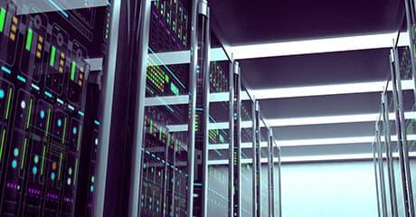 高い信頼性を持つデータセンター