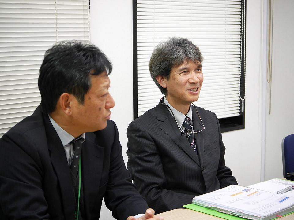 大阪工業技術専門学校(OCT)インタビューイメージ